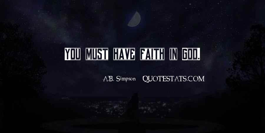 A.B. Simpson Quotes #1068462