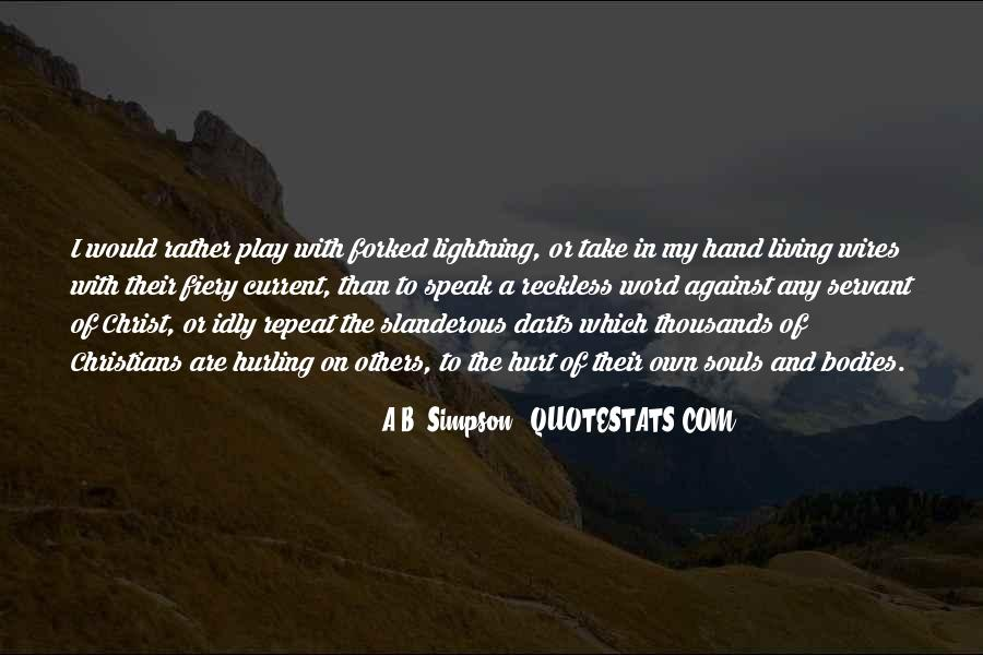 A.B. Simpson Quotes #1538300