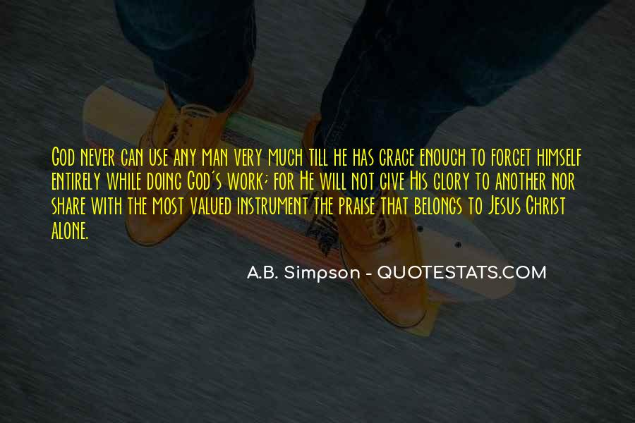 A.B. Simpson Quotes #459405