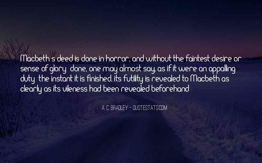 A. C. Bradley Quotes #1229409