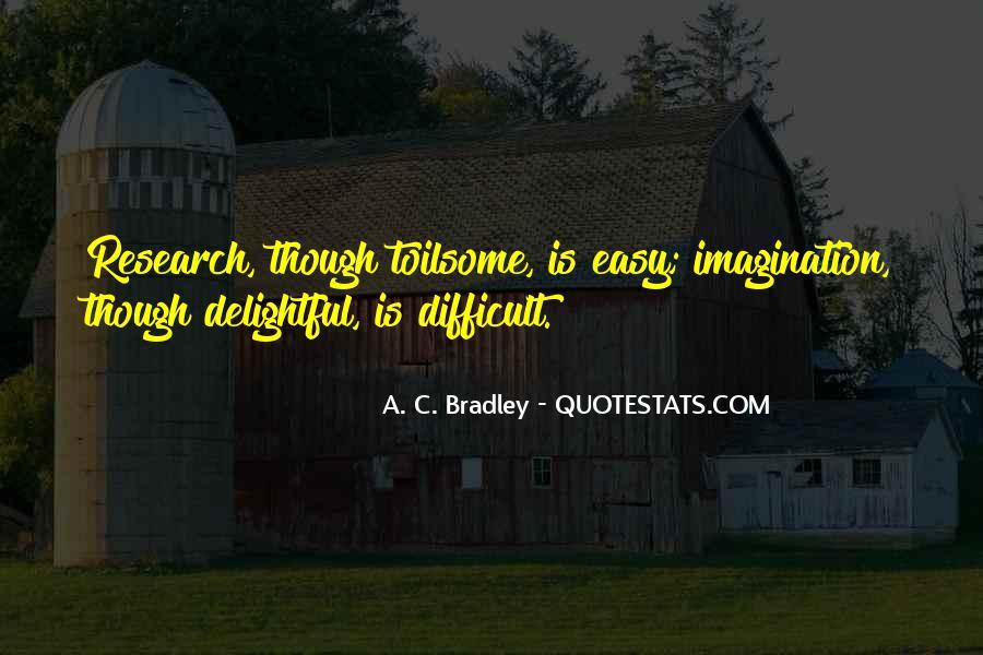 A. C. Bradley Quotes #1324546