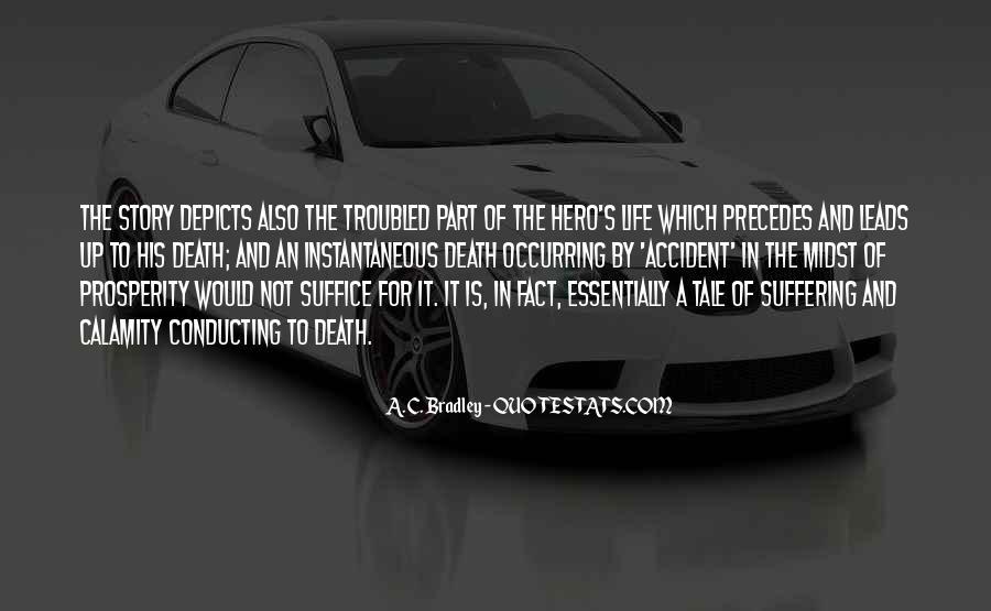 A. C. Bradley Quotes #248381