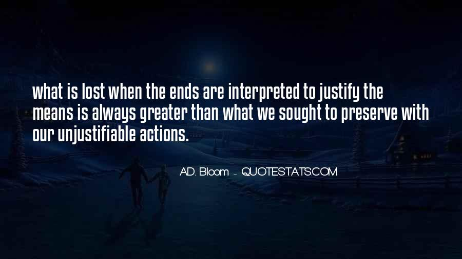 A.D. Bloom Quotes #1732846