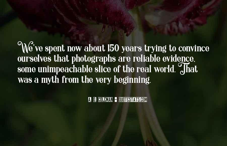 A. D. Coleman Quotes #1557921