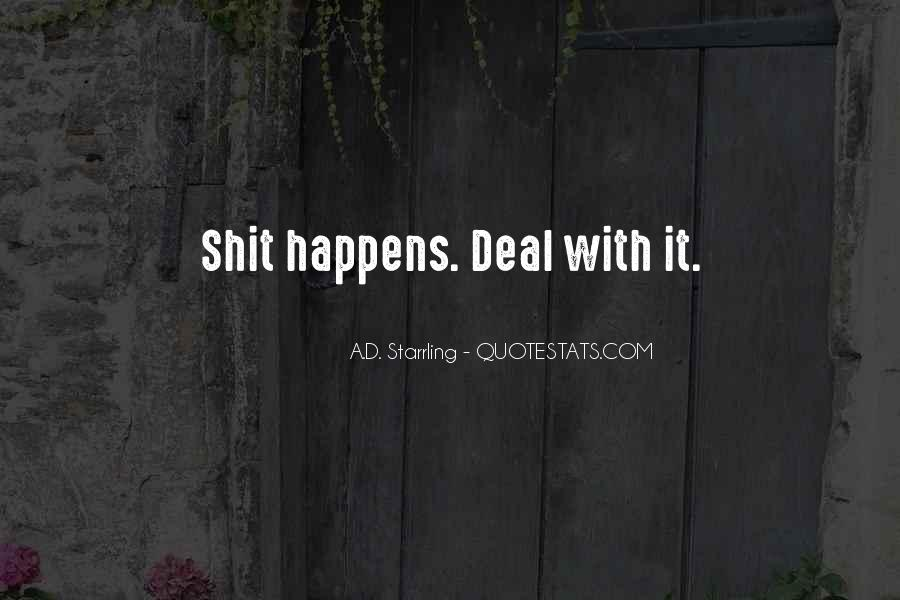 A.D. Starrling Quotes #224321
