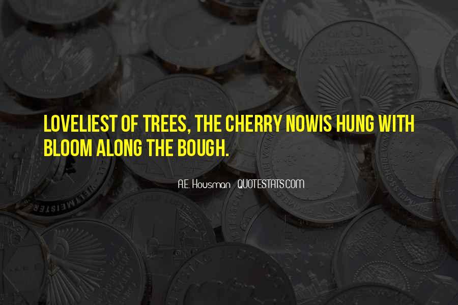 A.E. Housman Quotes #676618