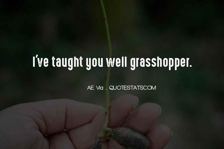 A.E. Via Quotes #1240958