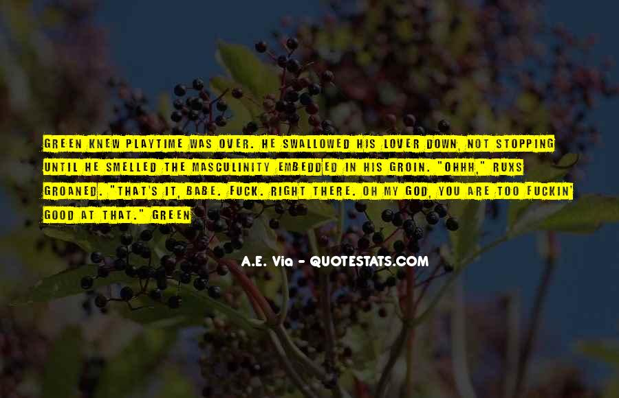 A.E. Via Quotes #1379341