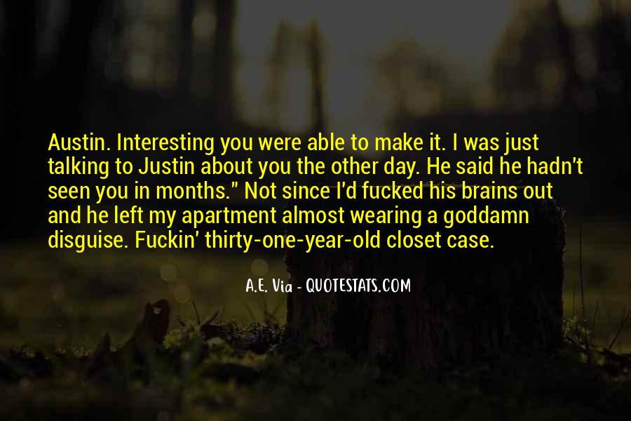 A.E. Via Quotes #1406967
