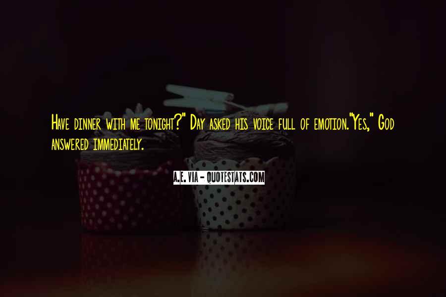A.E. Via Quotes #1413413