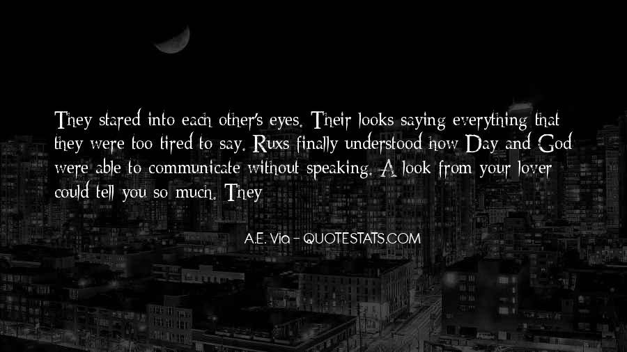 A.E. Via Quotes #1751902