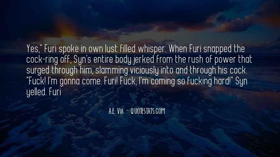 A.E. Via Quotes #203226