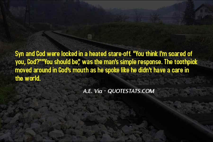 A.E. Via Quotes #524167