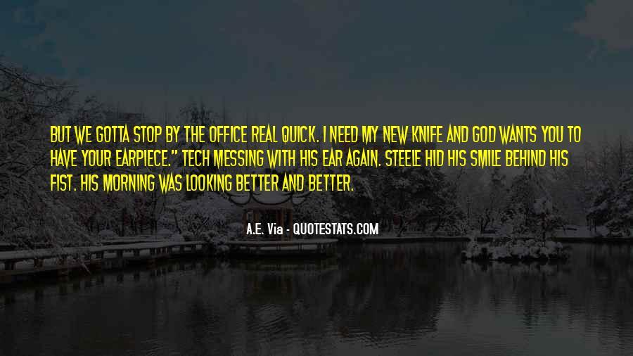 A.E. Via Quotes #987977