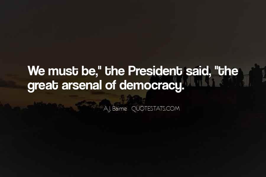 A.J. Baime Quotes #902494
