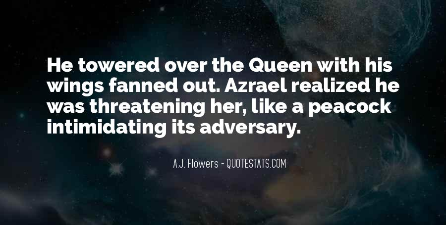 A.J. Flowers Quotes #1779324