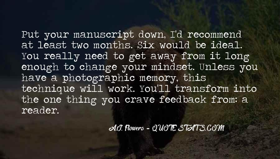 A.J. Flowers Quotes #581454
