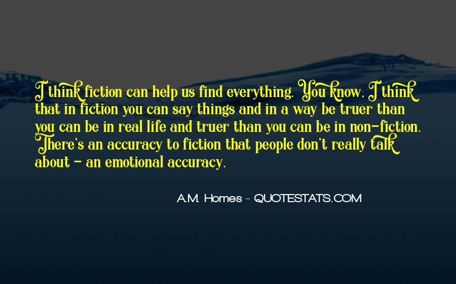 A.M. Homes Quotes #1036955