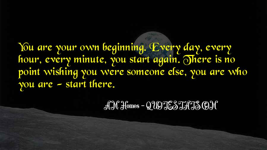 A.M. Homes Quotes #1349641