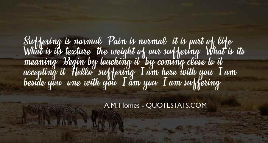 A.M. Homes Quotes #298210