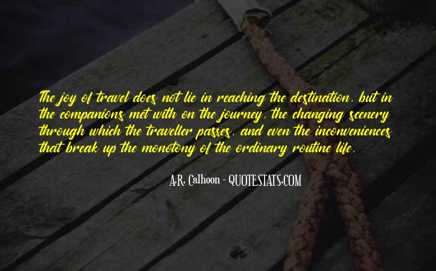 A.R. Calhoon Quotes #65408