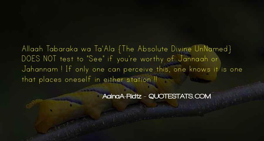 AainaA-Ridtz Quotes #305614