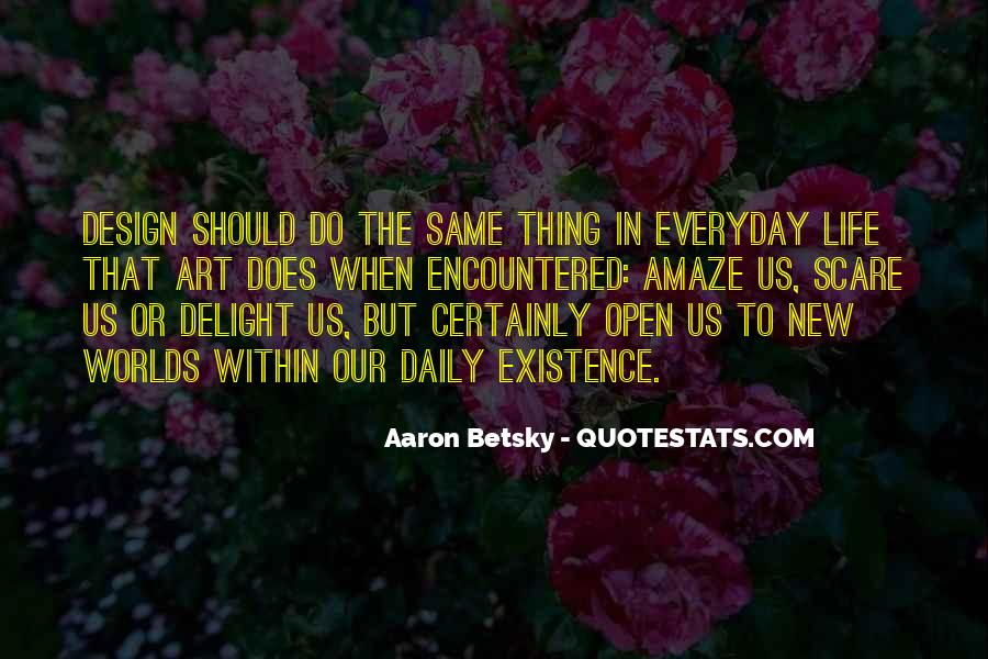 Aaron Betsky Quotes #110079