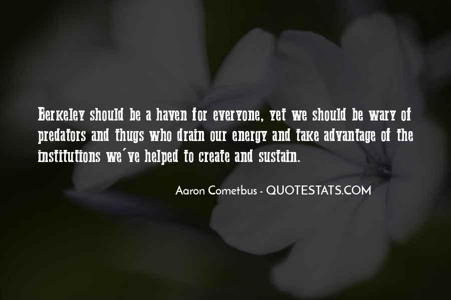 Aaron Cometbus Quotes #208332