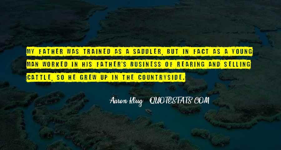 Aaron Klug Quotes #712809