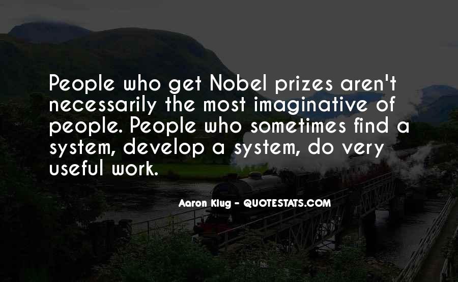 Aaron Klug Quotes #889758