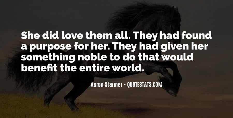 Aaron Starmer Quotes #620797