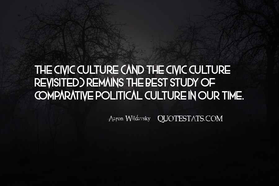 Aaron Wildavsky Quotes #679829