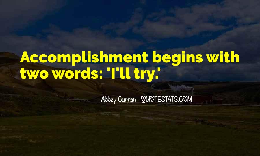 Abbey Curran Quotes #1302164
