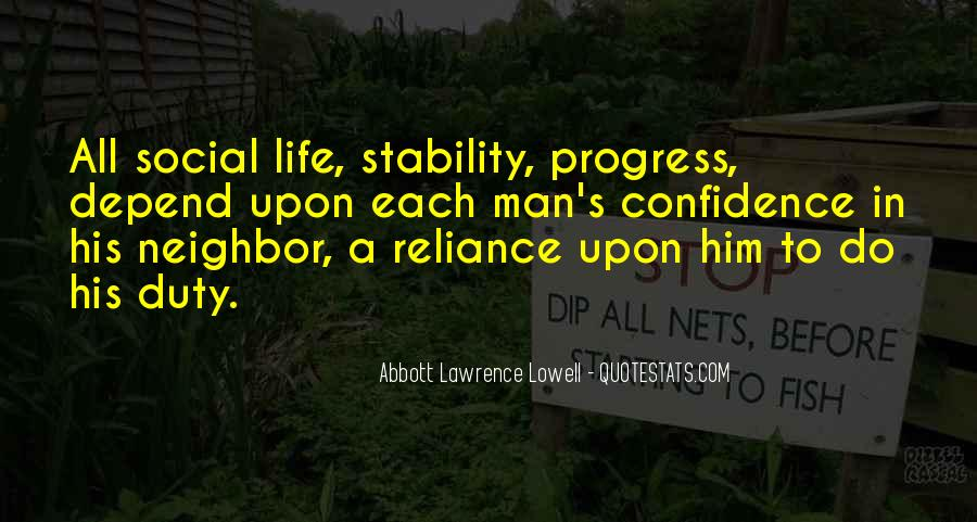 Abbott Lawrence Lowell Quotes #1047573