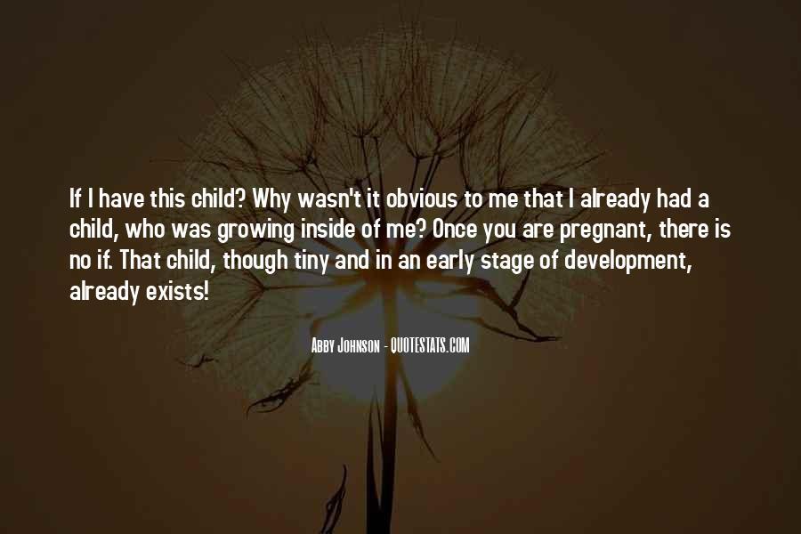 Abby Johnson Quotes #843467