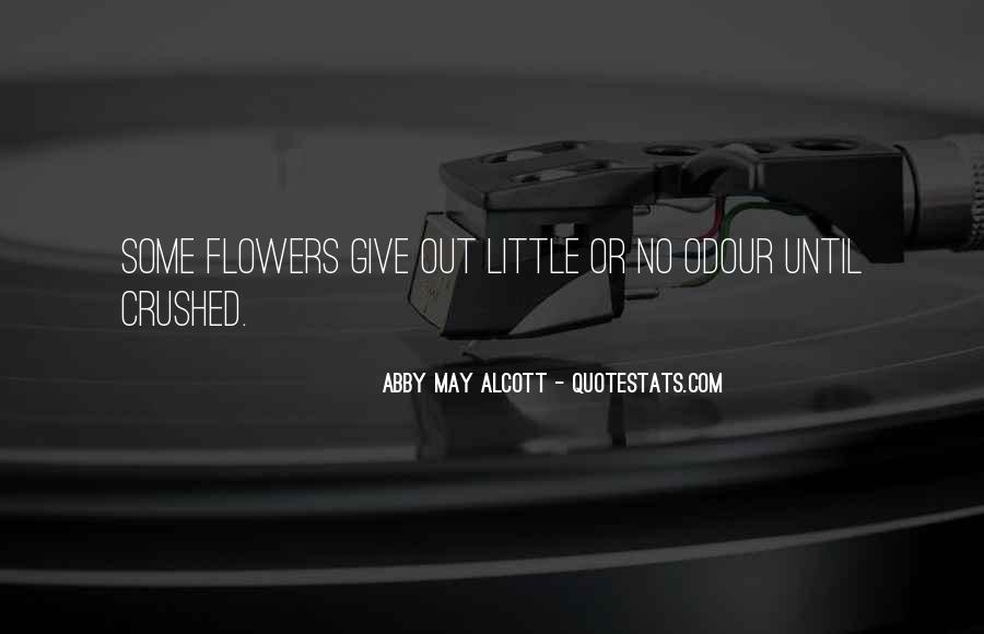 Abby May Alcott Quotes #546905