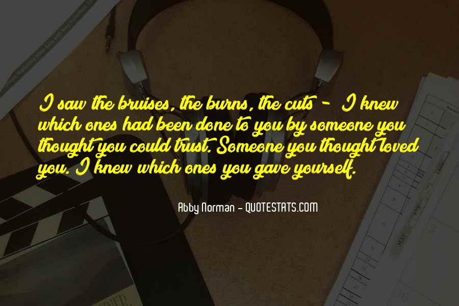 Abby Norman Quotes #1440879