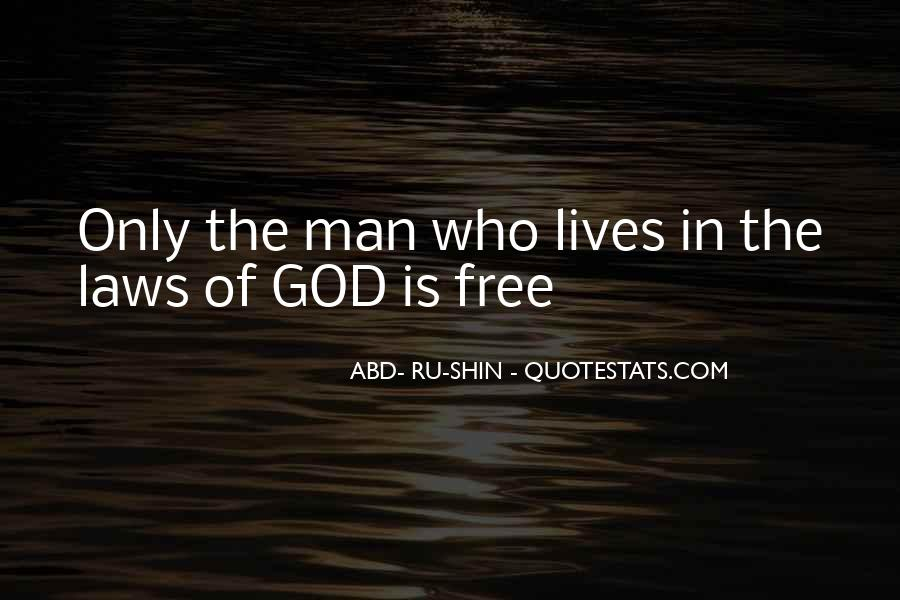 ABD- RU-SHIN Quotes #1638611