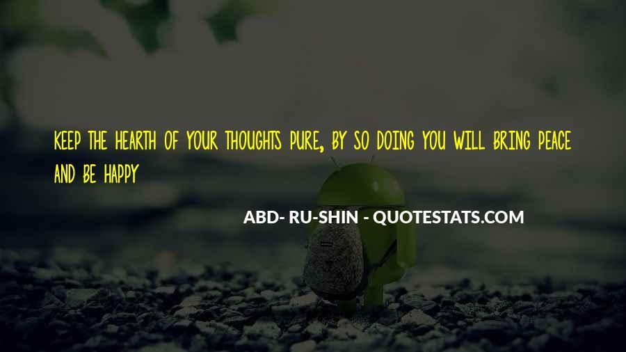 ABD- RU-SHIN Quotes #792604