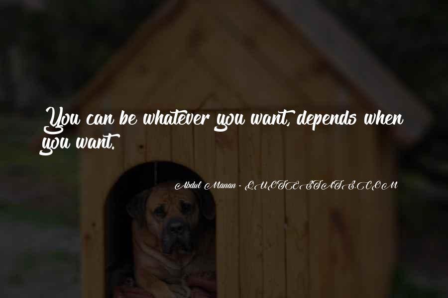 Abdul Manan Quotes #1540272