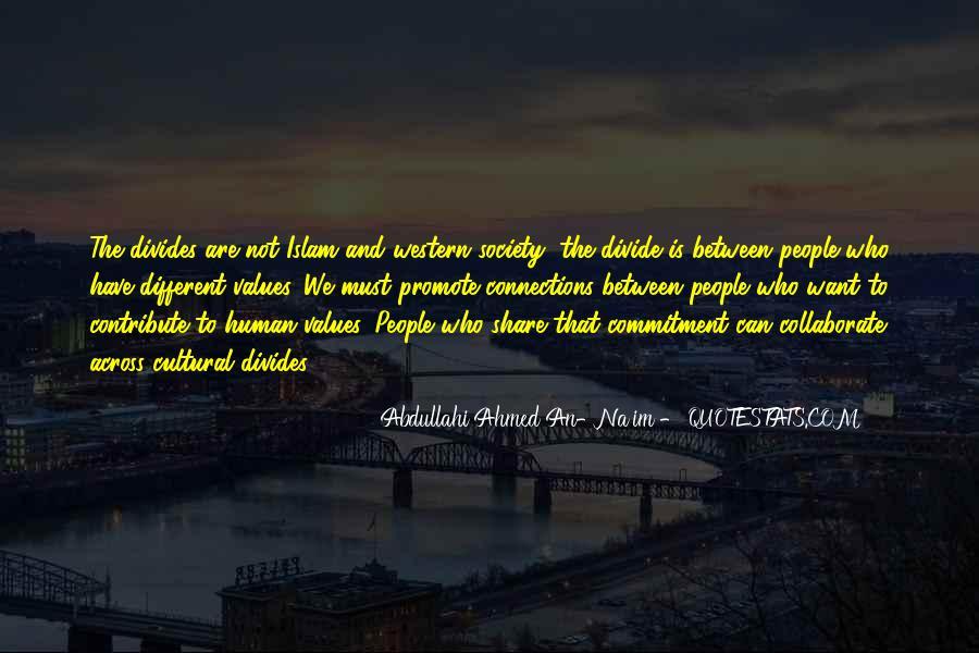 Abdullahi Ahmed An-Na'im Quotes #1523584