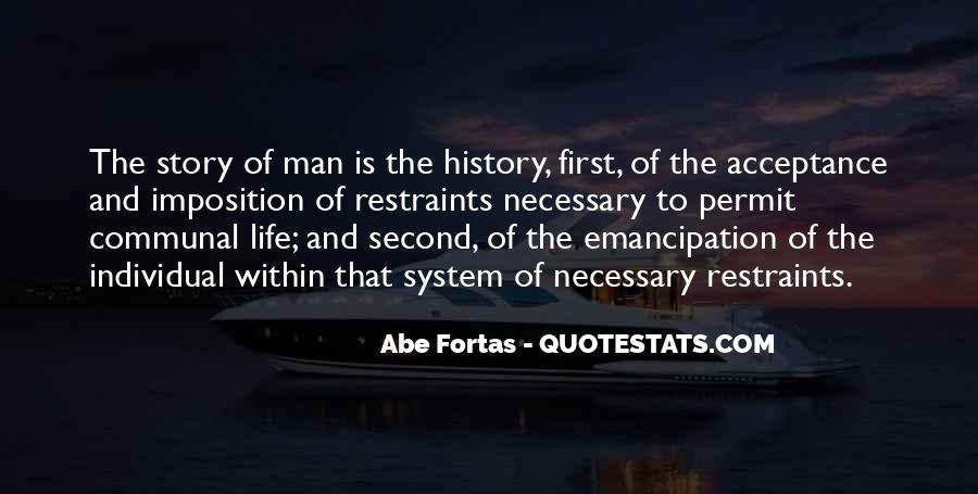 Abe Fortas Quotes #614331
