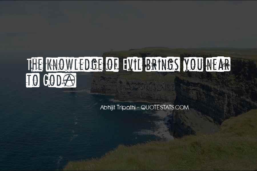 Abhijit Tripathi Quotes #999247