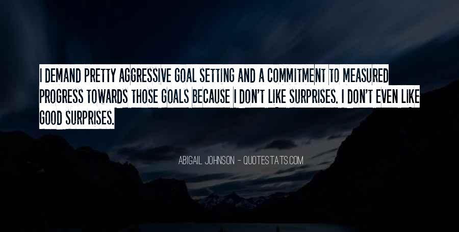 Abigail Johnson Quotes #687724