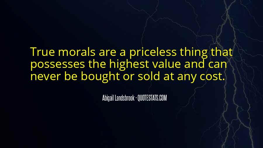 Abigail Landsbrook Quotes #1664747