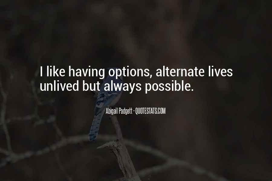 Abigail Padgett Quotes #747869