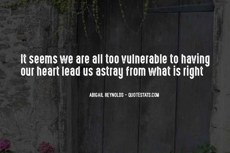Abigail Reynolds Quotes #1783650