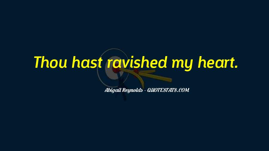 Abigail Reynolds Quotes #76139