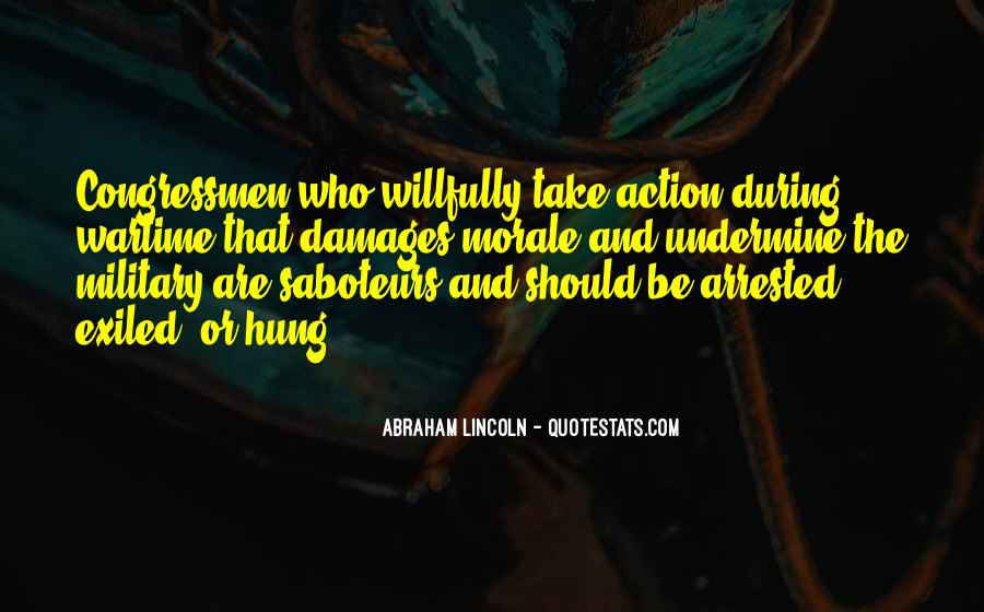 Abraham Lincoln Quotes #1093509