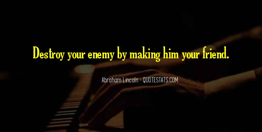 Abraham Lincoln Quotes #1109015